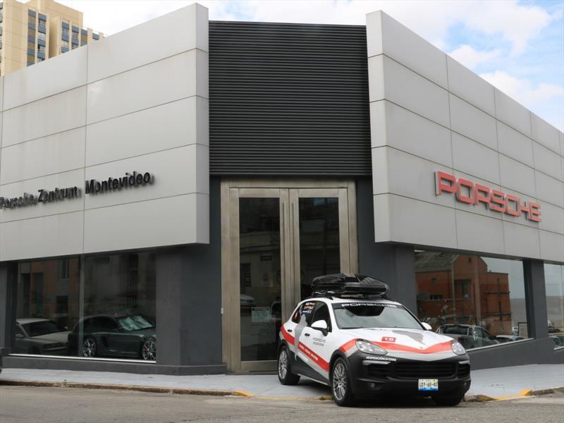 Porsche: Expedición Cayenne