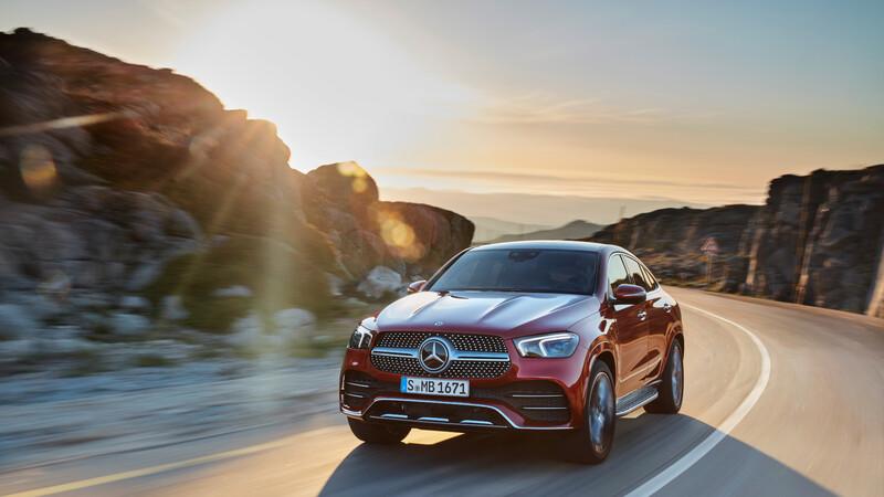 Mercedes-Benz GLE 450 Coupé 2021