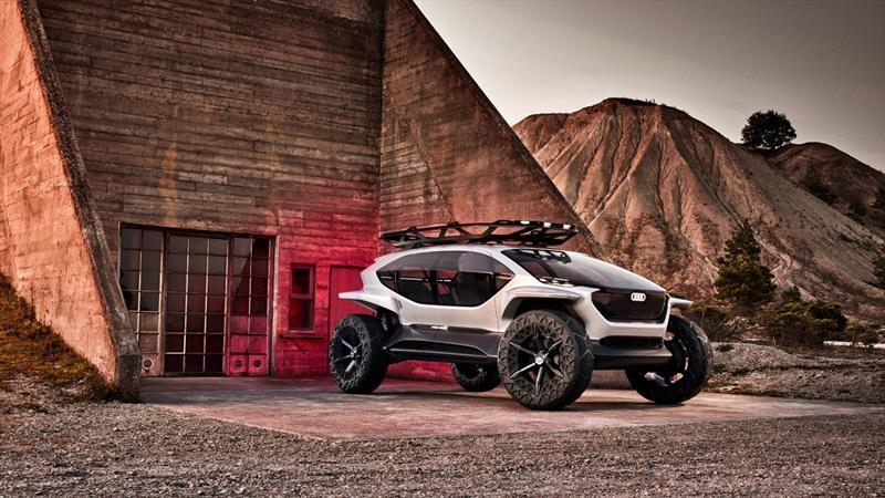 Audi AI:TRAIL Concept
