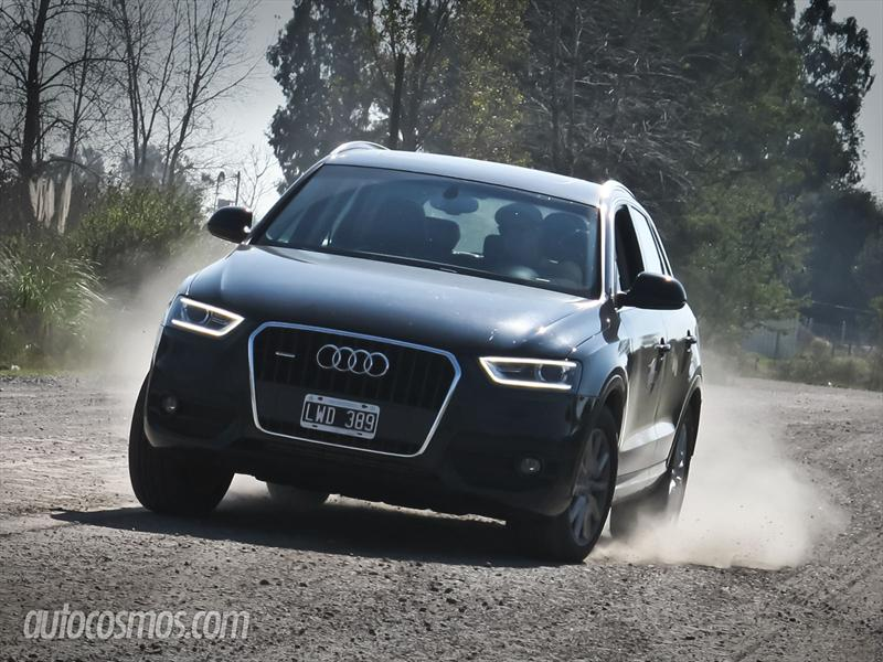 Audi Q3 a prueba