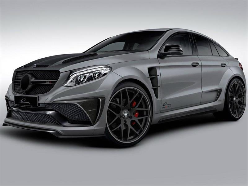 Mercedes-Benz GLE Coupé por Lumma Design