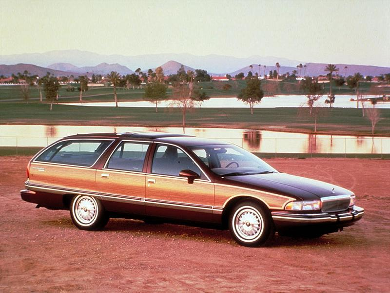 Top 10: Buick Roadmaster Estate Wagon