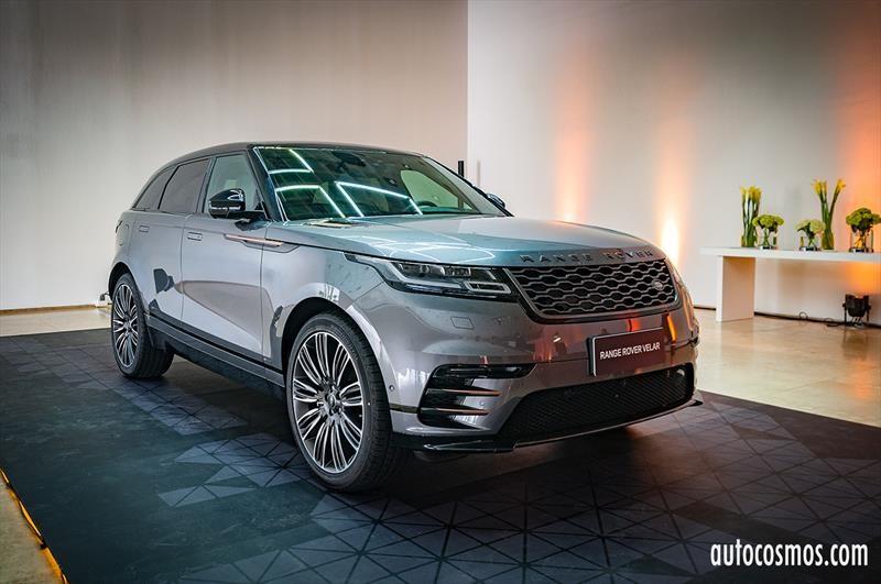 Range Rover Velar - Lanzamiento en Chile