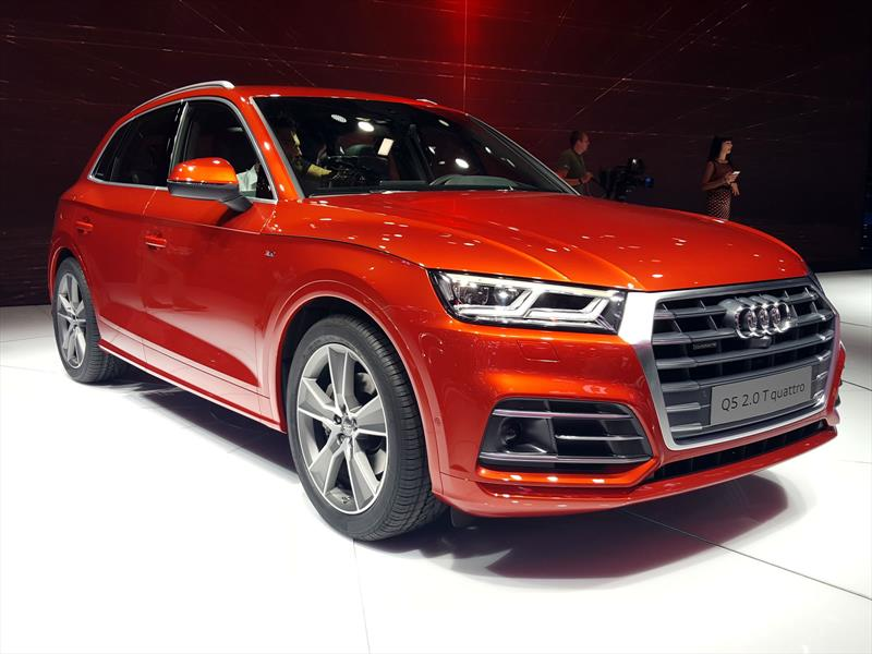 Audi Q5, la segunda generación
