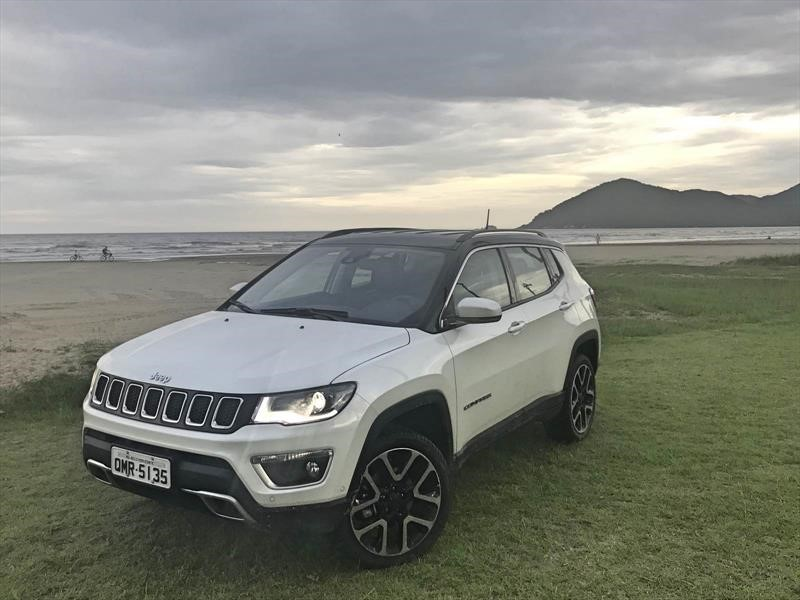 Jeep Compass 2018 - Test drive