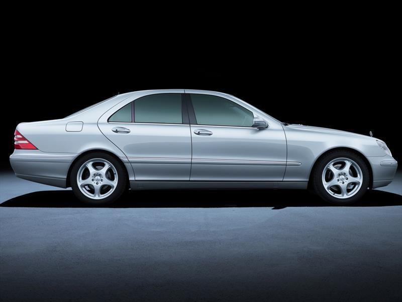 Mercedes-Benz Clase S W220 (1998-2005)
