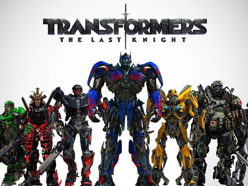 Transformers, the Last Knights
