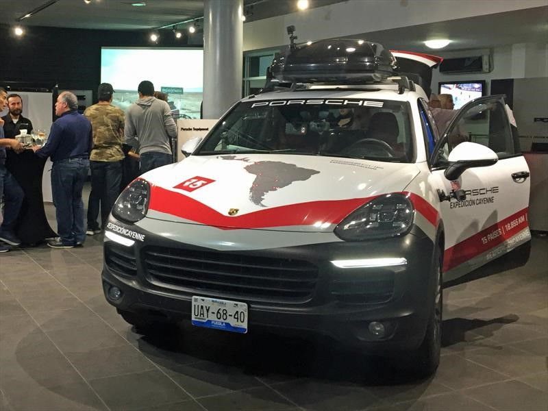 Expedición Porsche Cayenne: Costa Rica