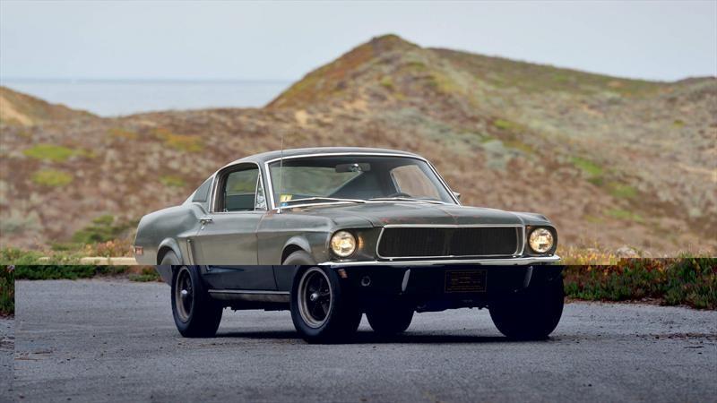 Mustang Bullitt 1968
