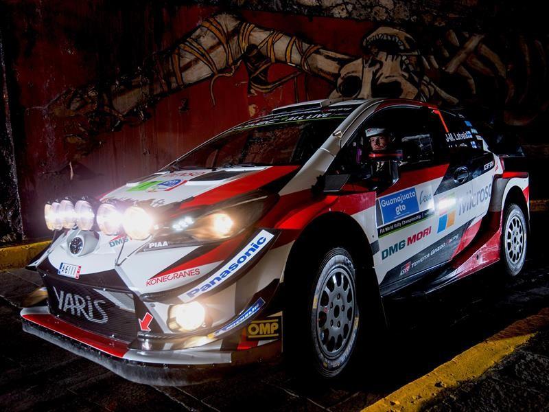 Rally México WRC 2018