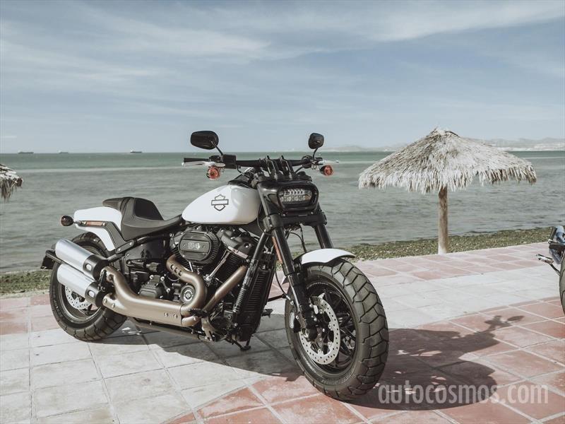 Harley Davidson rodada en Los Cabos