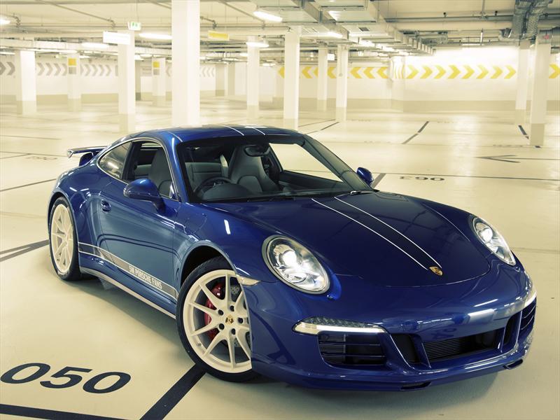 Porsche 911 Carrera 4 S 5 millones de fans