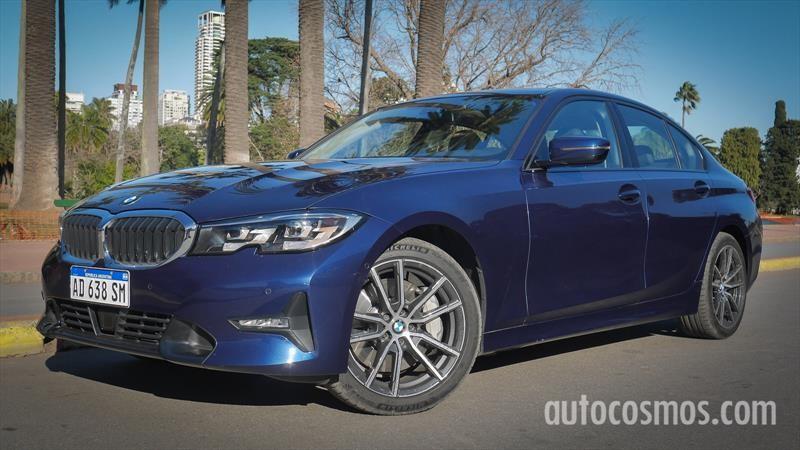 BMW Serie 3 a prueba