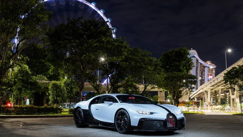 Bugatti Show Room Singapur