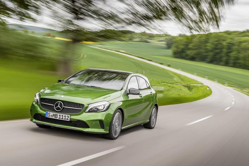 Mercedes-Benz Clase A renovado