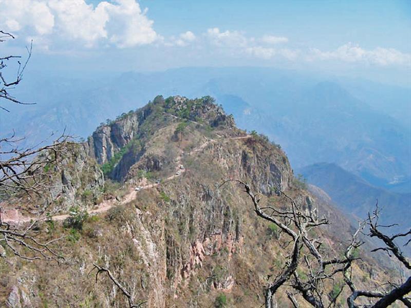 Top 10: Espinazo del diablo (México)