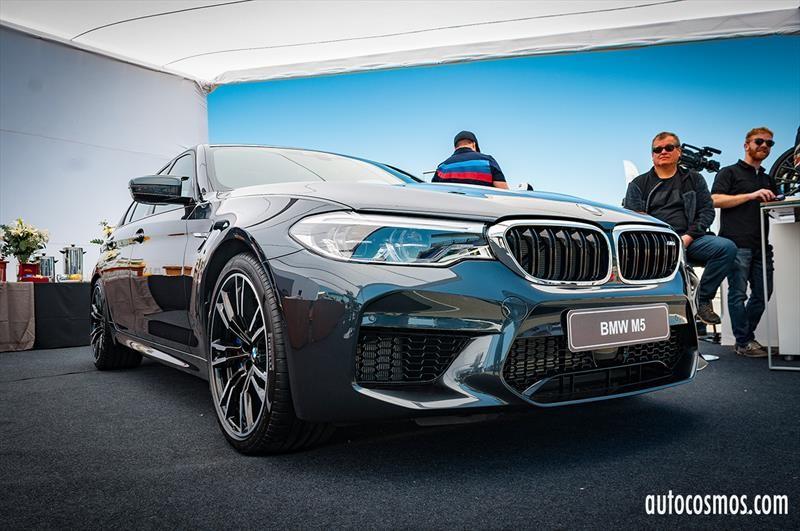 Lanzamiento BMW M5 en M Power Tour Chile 2019