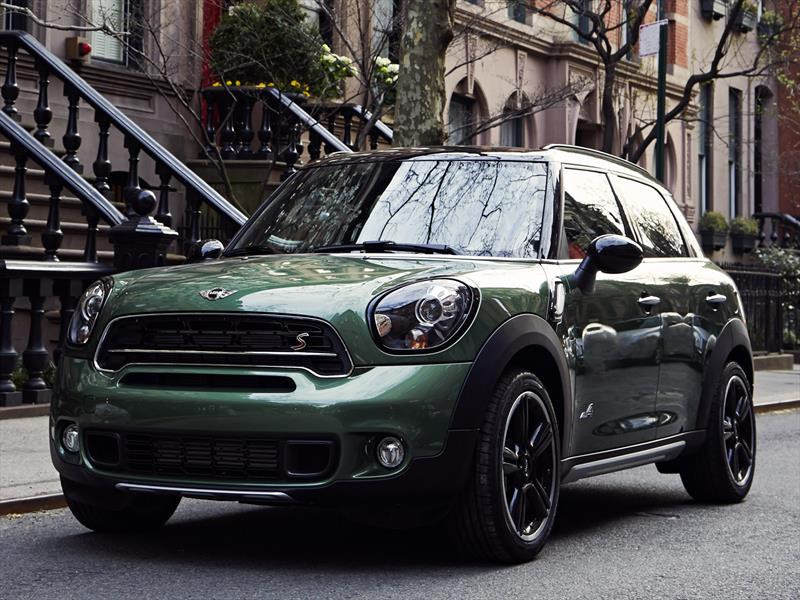 Nuevo MINI Countryman en New York