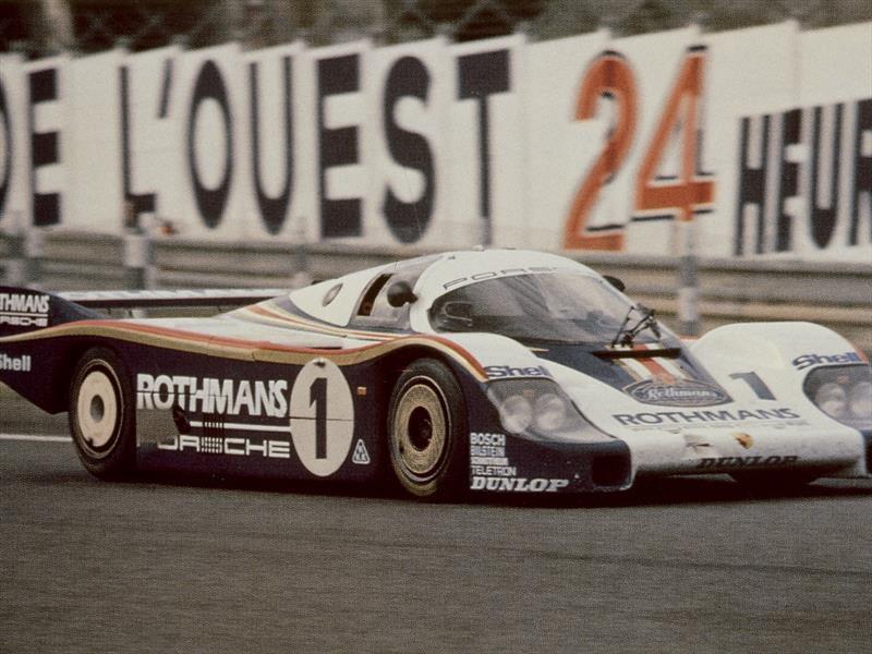 Porsche 956, 1982
