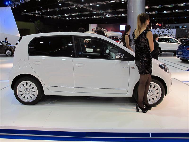 VW Up! rn el Salón de BA 2013
