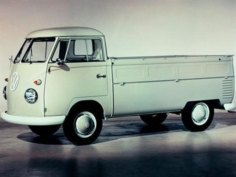 VW Pick-ups: Transporter Pick-up