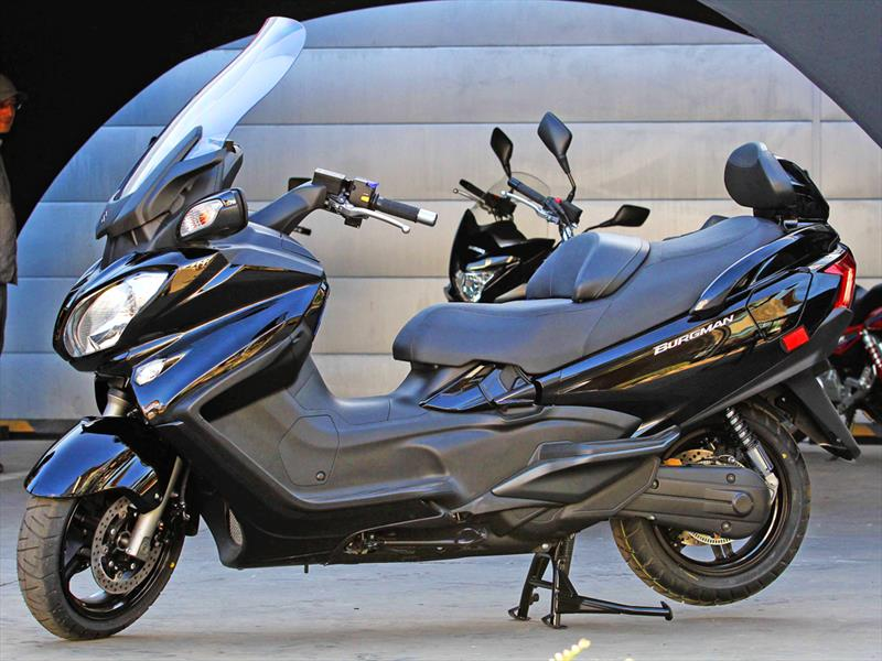 Suzuki Motos. Gama 2014