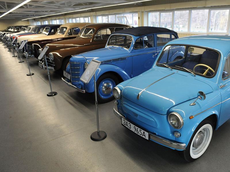 La colección de autos del ex Presidente de Ucrania