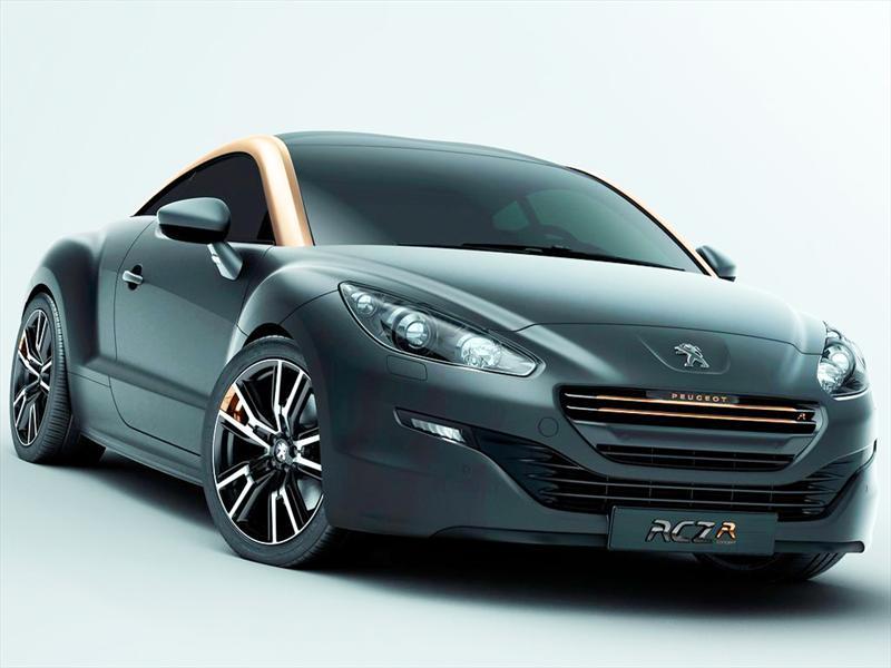 Peugeot RCZ R 2013