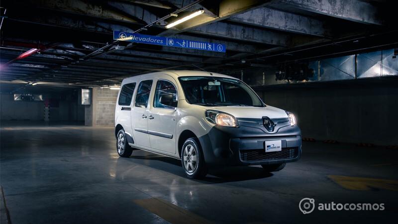 Renault Kangoo Z.E. 2021