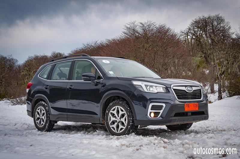 Subaru Forester 2019 - Lanzamiento Regional