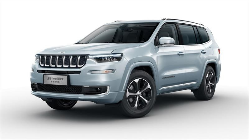 Jeep Commander PHEV