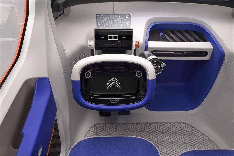Citroen Ami One Concept