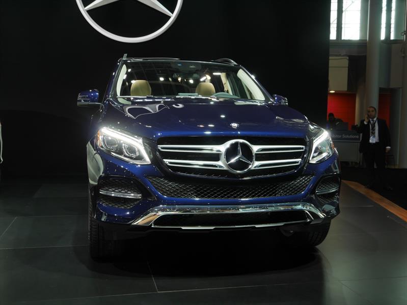 Mercedes-Benz GLE y Mercedes-AMG GLE 63