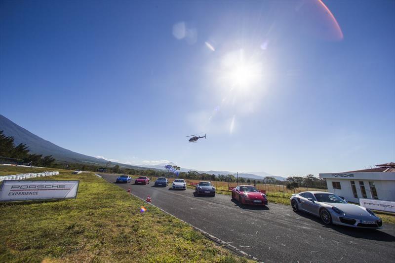 Porsche Driving Experience Guatemala 2018