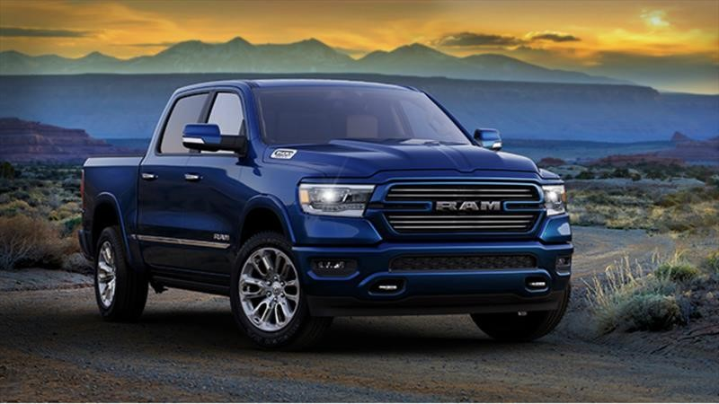 RAM 1500 Laramie 2020 Southwest Edition