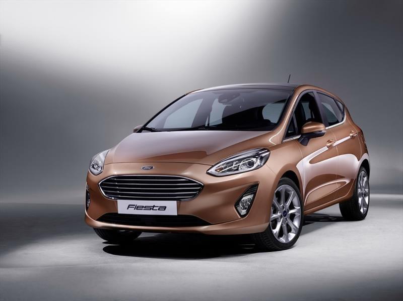 Ford Fiesta estrena su septima generación