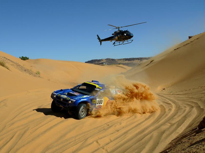 Rally Dakar (África y América del Sur)