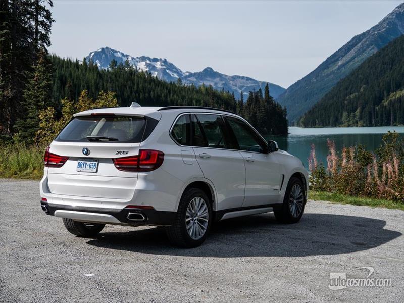 Manejamos el BMW X5 2014