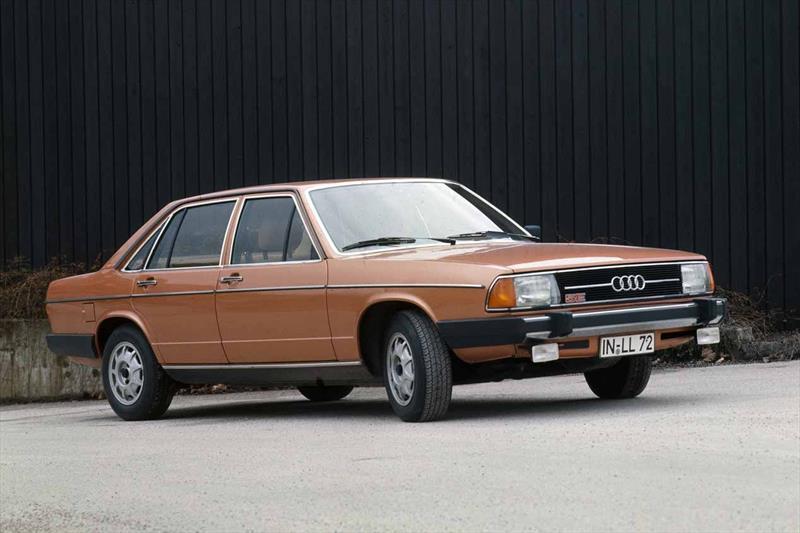 Audi 100 (C2) 1976