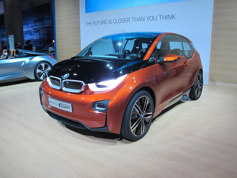 BMW i3 Coupe Concept en el Salón de Los Angeles