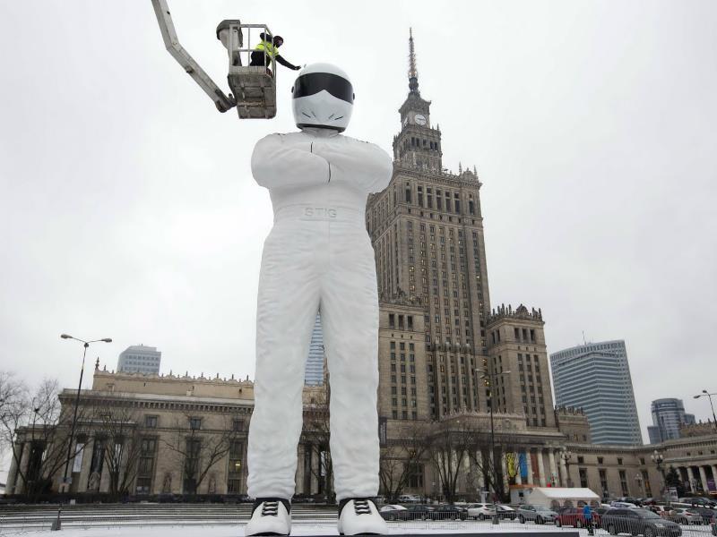 The Stig en Polonia