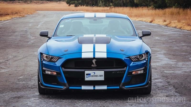 Ford Mustang Shelby GT500 2020 a prueba