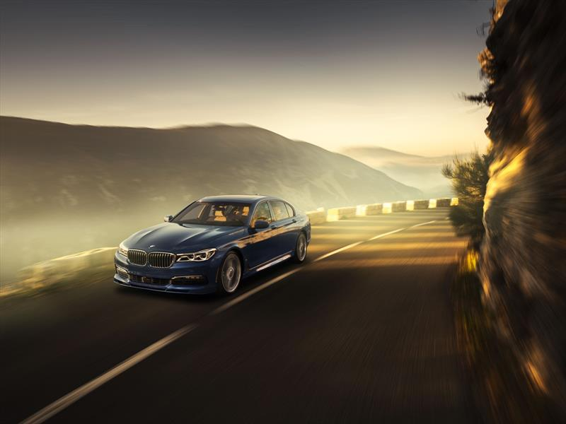 BMW Alpina B7 xDrive 2017