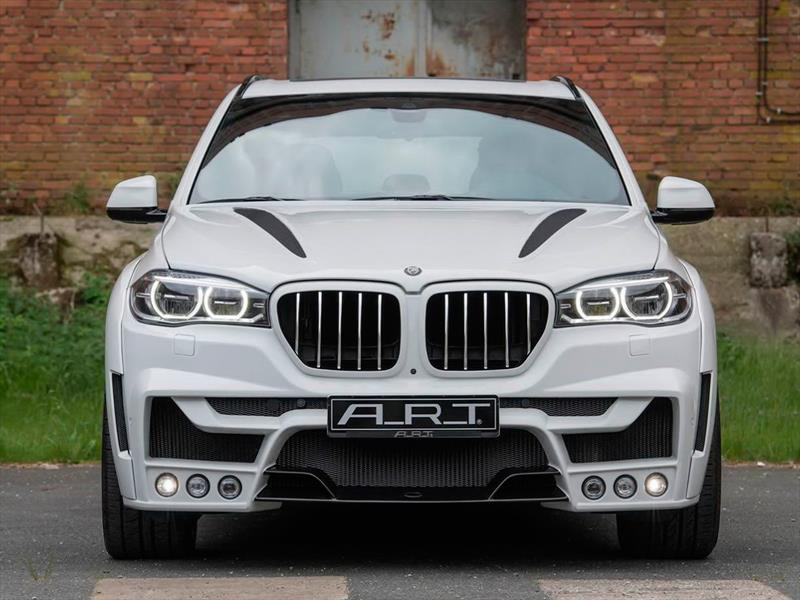 BMW X5 Wide Body creado por ART