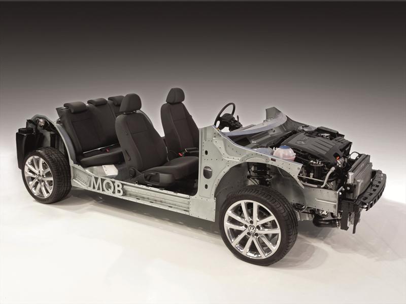Volkswagen introduce la plaforma llamada MQB