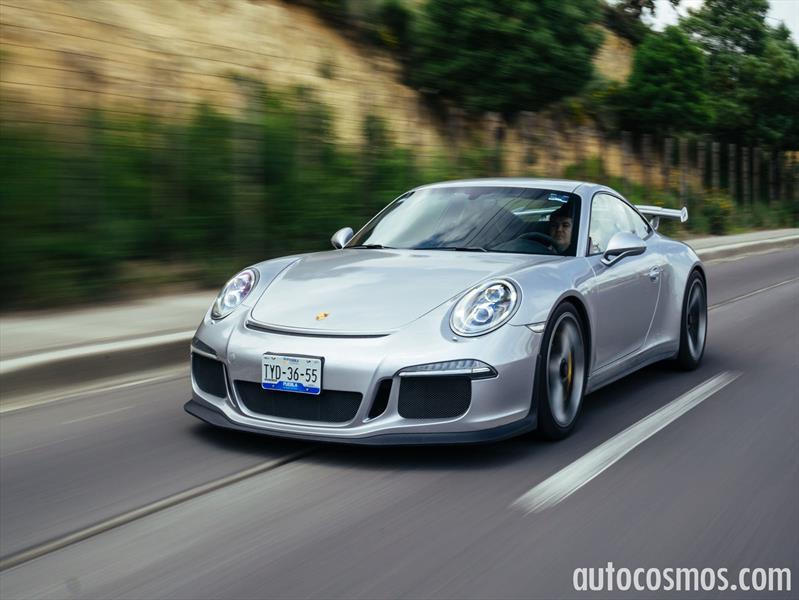 Porsche 911 GT3 2015 a prueba