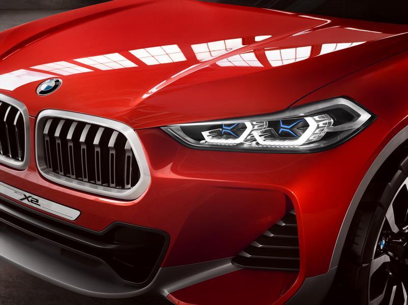 BMW X2 Concept 2017