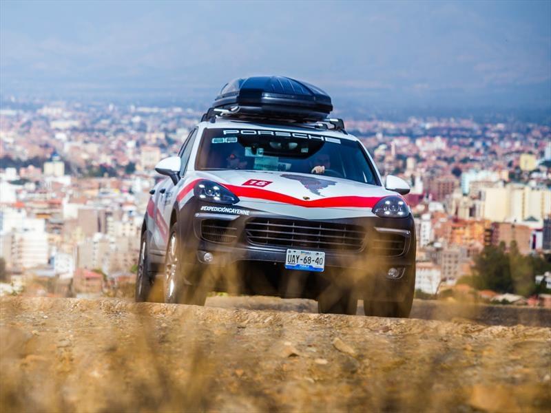 Expedición Porsche Cayenne: Bolivia