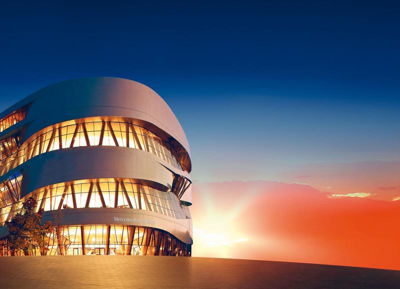10 Aniversario Museo Mercedes-Benz