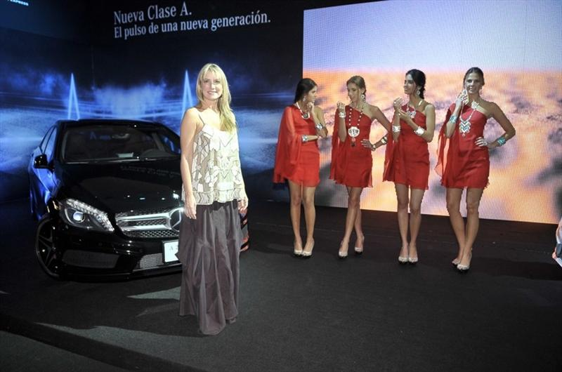Mercedes-Benz Fashion Week México 2013